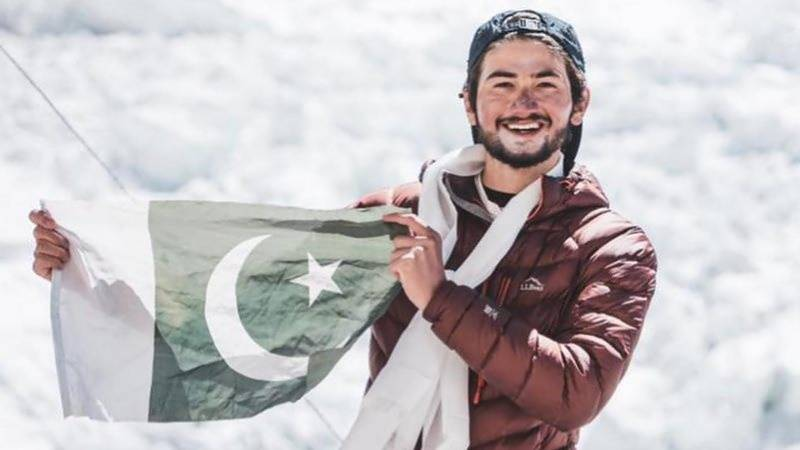 Shehroze Kashif, 19, becomes youngest Pakistani to scale Mount Everest