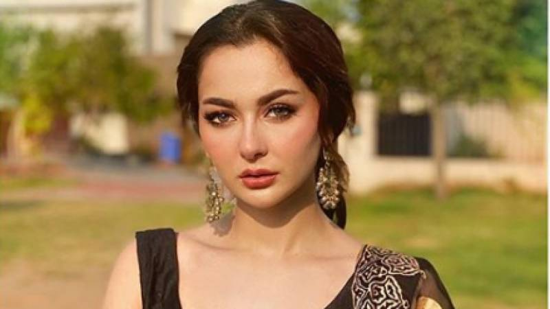 Hania Aamir opens up on why she doesn't feel the best on Father's Day