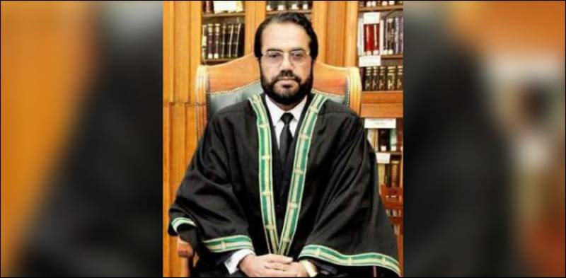 Muhammad Noor Meskanzai appointed as chief justice of Pakistan's top Islamic court