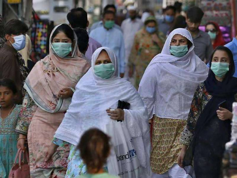 Pakistan records slight decline in Covid-19 with 2,869 new cases in a day