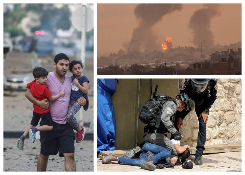 China urges UNSC to act on Israel-Palestinian conflict as death toll rises to 83