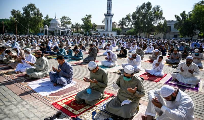 Nation celebrates Eid-ul-Fitr under Covid lockdown