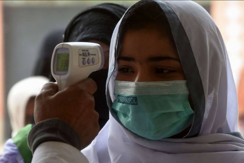 Pakistan records 3,265 new Covid-19 cases, 126 deaths in 24 hours