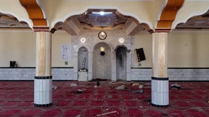 Dozen dead in Kabul mosque blast during Friday prayers
