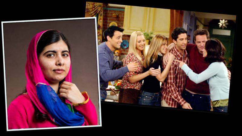 'Friends reunion' reveals a slew of special guest stars including Malala Yousafzai