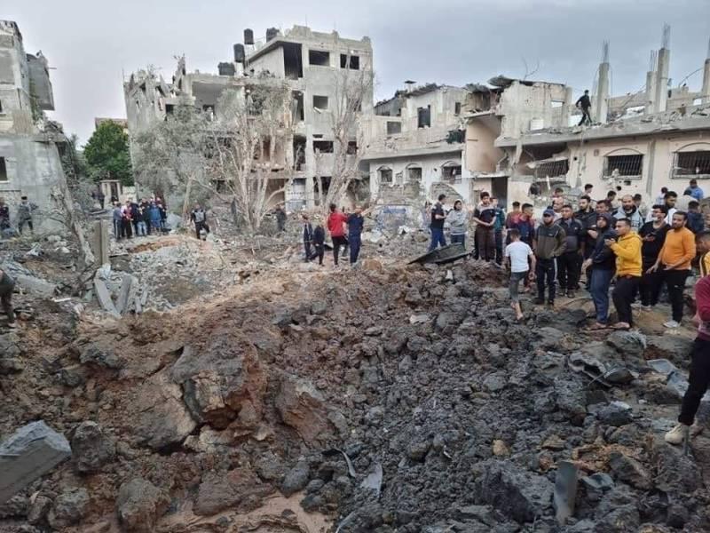 Pakistani FM discusses Israeli attacks on Al-Aqsa, Gaza with Palestinian, Saudi counterparts