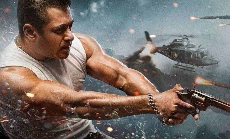 Salman Khan's Radhe creates Bollywood history