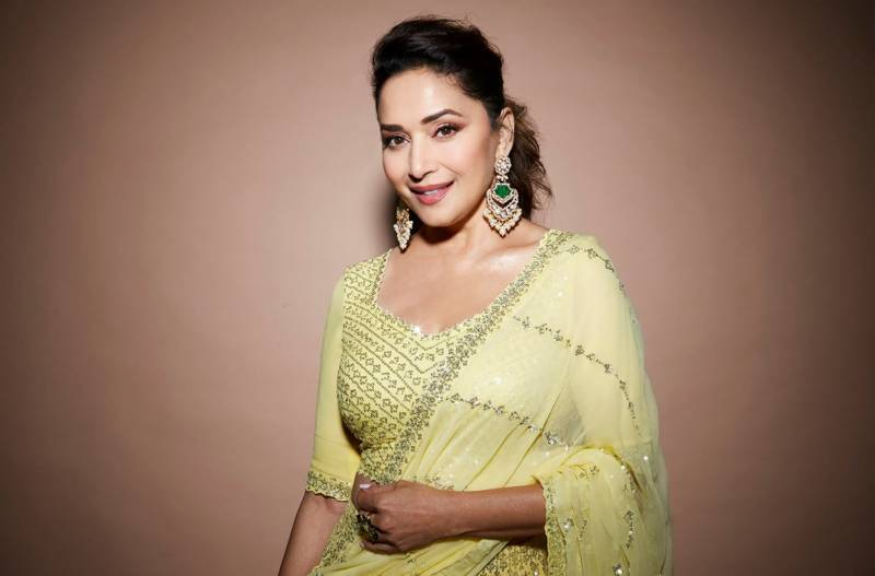Bollywood diva Madhuri Dixit turns 54