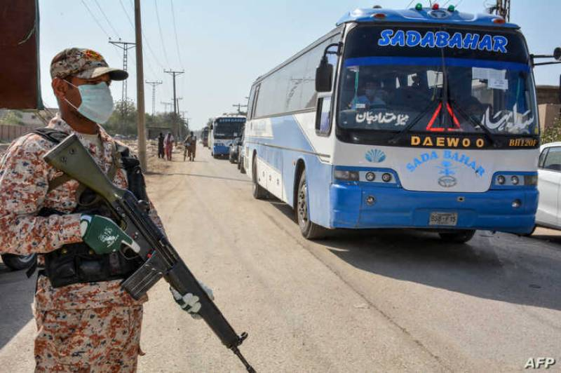 Pakistan to resume public transport from tomorrow