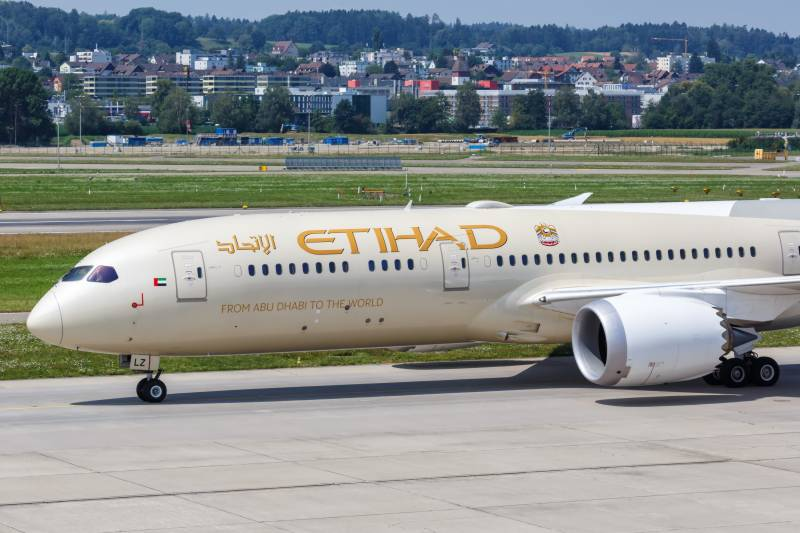 UAE's Etihad, flydubai airlines cancel flights to Israel amid ongoing conflict