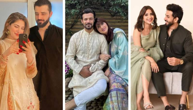 Here's what your favourite stars wore on Eid-ul-Fitr