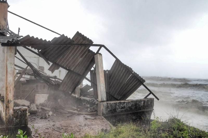 Cyclone Tauktae – Heavy rains kill 4, affect over 42,000 in Sri Lanka