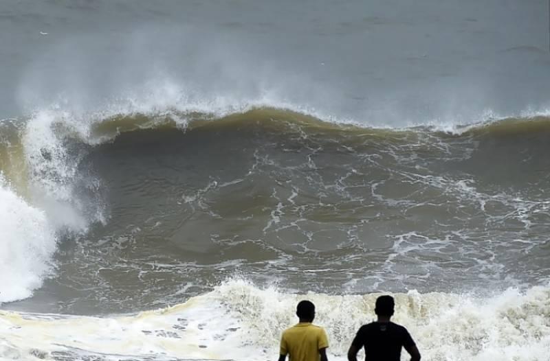 Cyclone TAUKTAE 'will not make landfall on Pakistan's coastal belt'