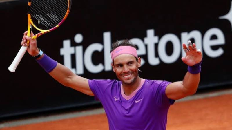 Nadal downs Djokovic to clinch record-extending 10th Italian Open title