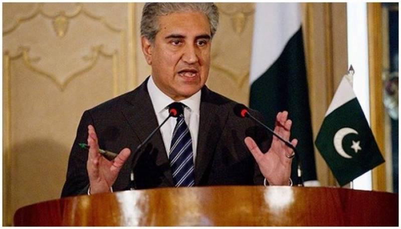 FM Qureshi reaffirms Pakistan's unflinching support to Palestinians at OIC meeting