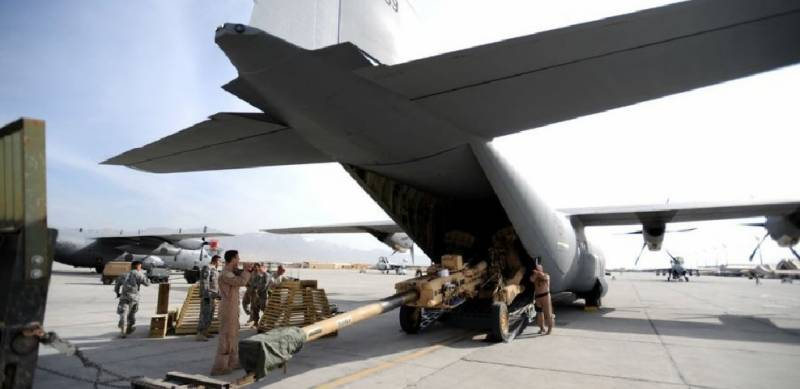 US forces leave key Afghanistan military base