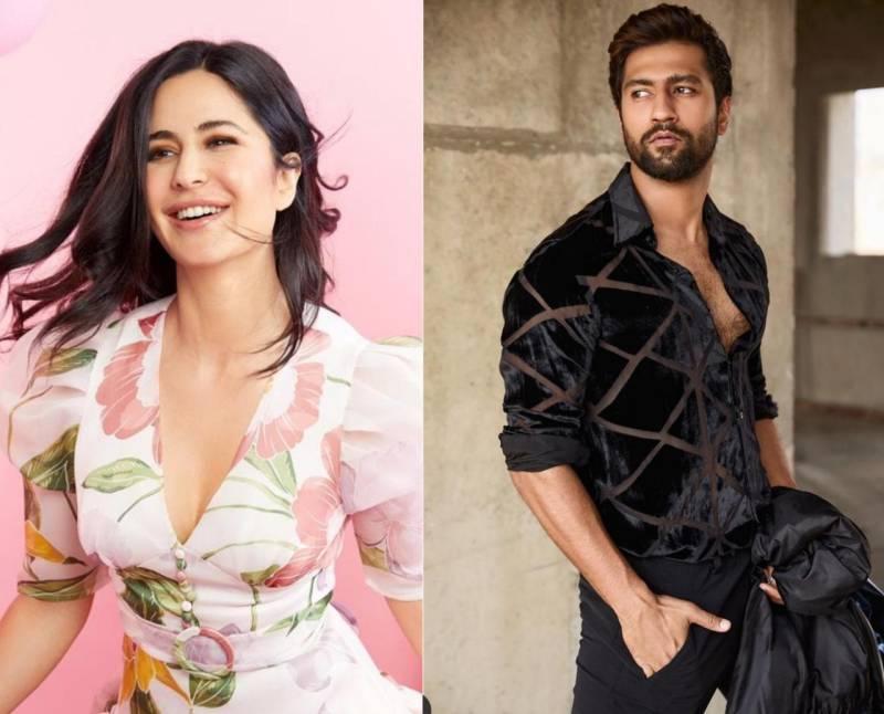 Katrina Kaif sends birthday greetings to rumoured boyfriend Vicky Kaushal