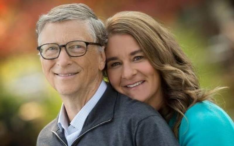 Bill Gates was 'having an affair' with a woman at Microsoft