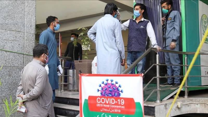 Coronavirus claims 135 more lives in Pakistan