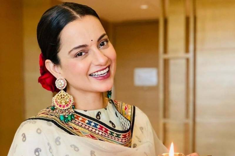 Kangana Ranaut posts a cryptic note after testing negative for COVID-19