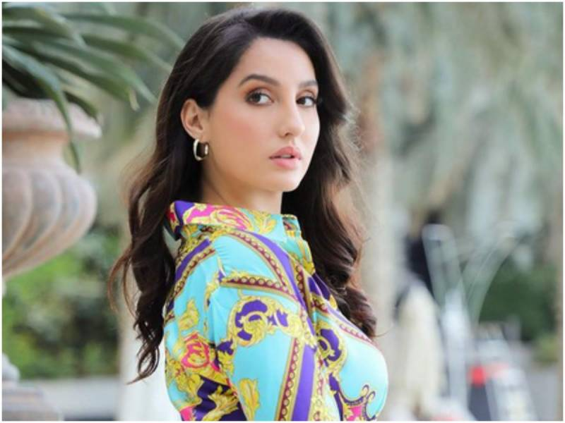 Nora Fatehi's bold dance video in gym goes viral