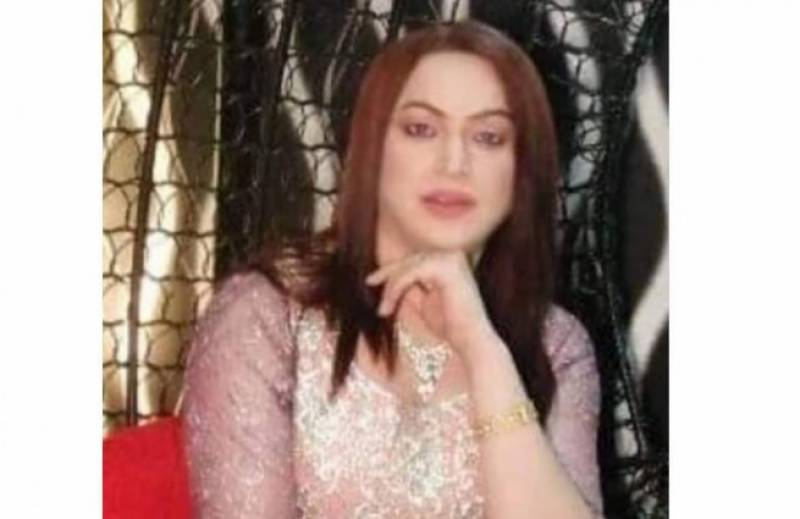 YES — Sonia Naz becomes Pakistan's first transgender person to benefit from loan scheme