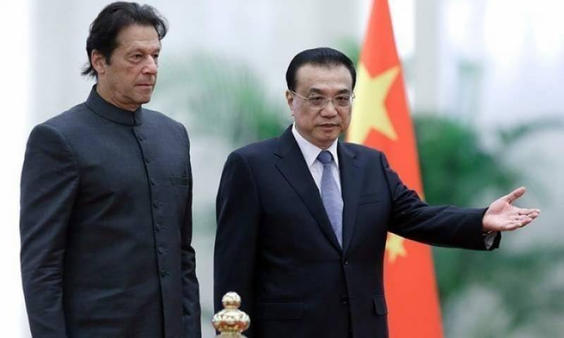 PM Imran hails ties with China during telephonic conversation with Li Keqiang
