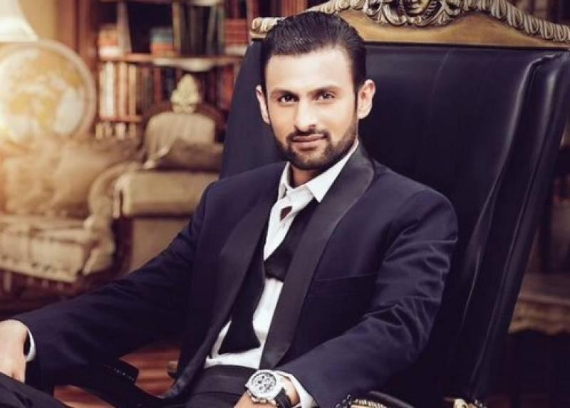 Shoaib Malik all set for acting debut