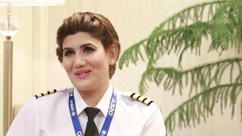 Meet first Kashmiri woman pilot Maryam Mujtaba
