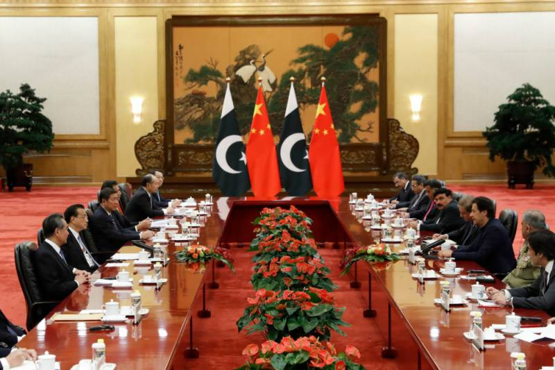 China hails PM Imran's remarks on CPEC