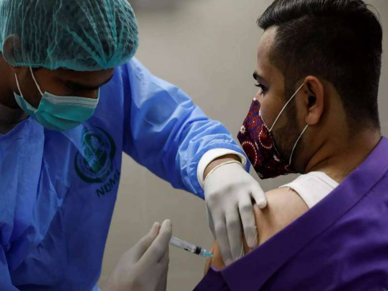 Pakistan to start COVID vaccine registration for entire population from tomorrow