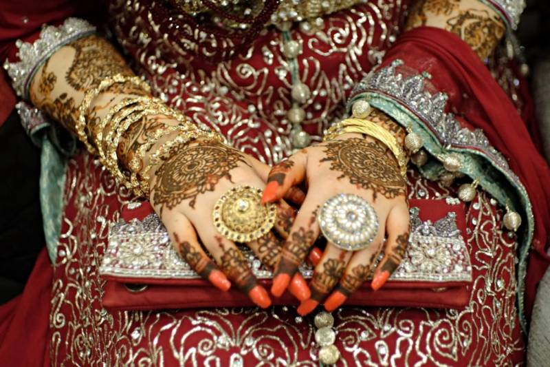 Four robbers in police uniform 'gang-rape' bride during robbery in Multan
