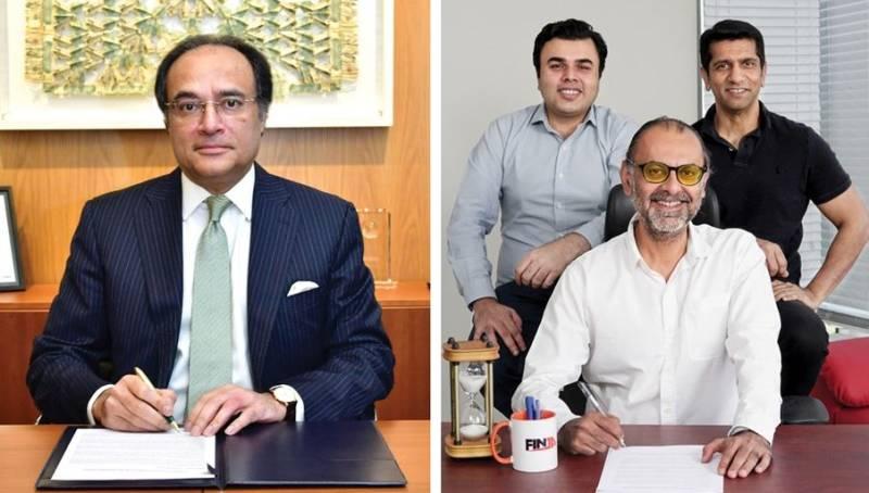 HBL inks landmark investment in Finja, Pakistan's leading digital SME lending fintech