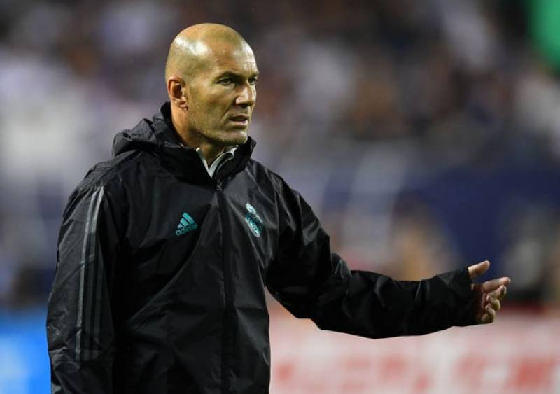 Zidane resigns as Real Madrid coach