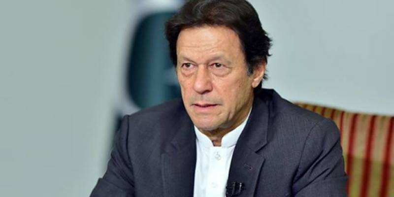 Opposition will never be able to win: PM Imran