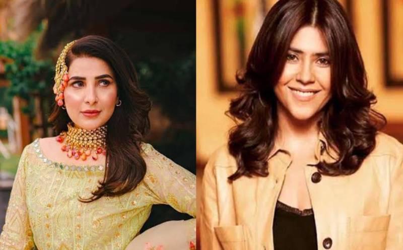 Areeba Habib and Ekta Kapoor's sweet Instagram exchange wins hearts