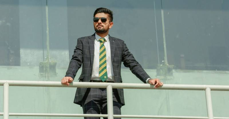 Babar Azam gets 'engaged to cousin'
