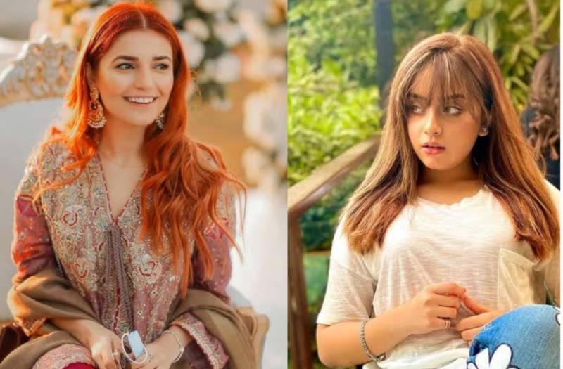 Momina Mustehsan defends Alizeh Shah amid massive backlash