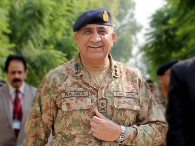 COAS visits field training area near Kotli; briefed on Taskheer-e-Jabal exercise