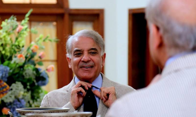 Govt withdraws appeal against Shehbaz Sharif's foreign travel