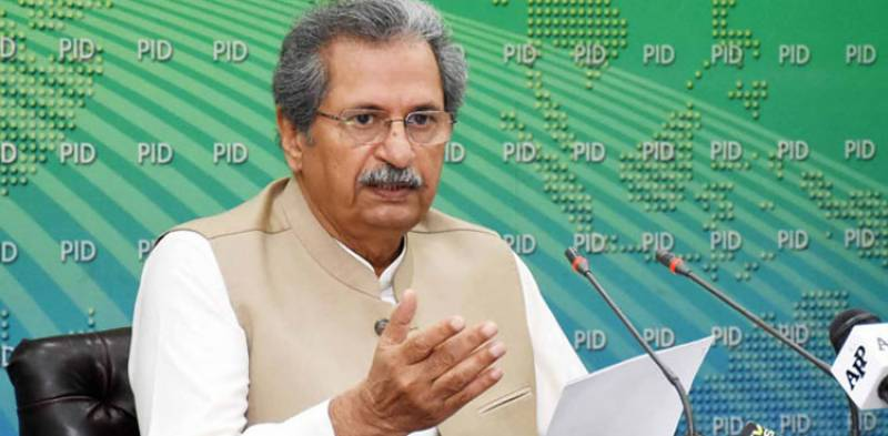 #NoPhysicalExams trends after Shafqat Mahmood announces schedule for board exams