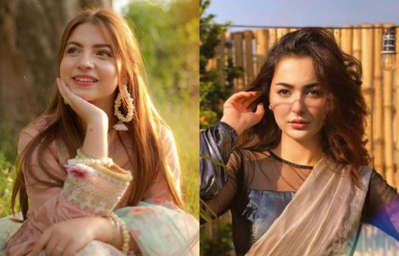Pawri girl and Hania Aamir's bond is friendship goals