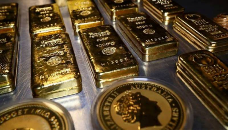 Today's gold rates in Pakistan — 02 June 2021