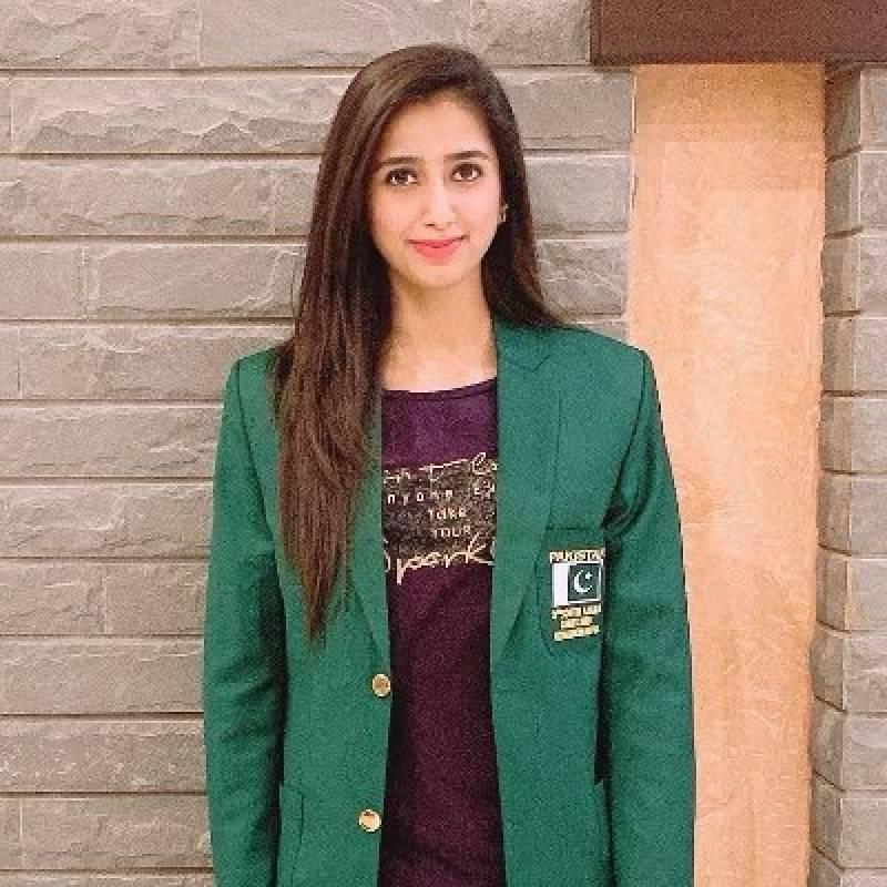 Top badminton player Mahoor Shahzad to represent Pakistan in Tokyo Olympics