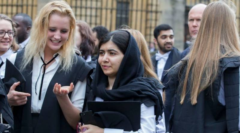 MALALA on MARRIAGE: 'Why can't it just be a partnership?'