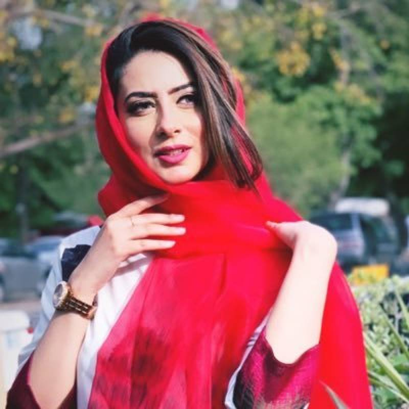 Hum TV morning show host Shiffa Yousafzai speaks up against 'harassment'