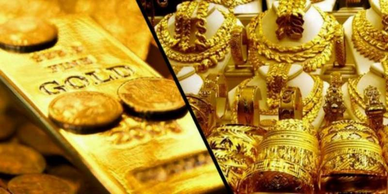 Today's gold rates in Pakistan — 05 June 2021