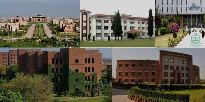 16 Pakistani universities among Asia's top 500