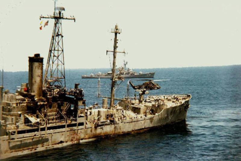 54 years ago today, Israel attacked American ship USS Liberty