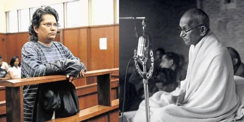 Mahatma Gandhi's great-grandaughter jailed for R6 million fraud in South Africa